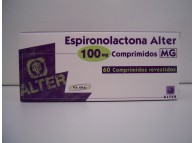 Alter Aldactone 60tabs x 100mg