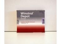 Desma Winstrol Depot - 1amp x 50mg
