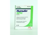 Humulin-Nph insulin (fas...