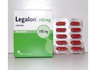 Legalon (silymarin) - 60caps x 140mg